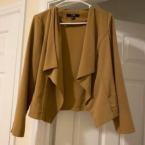 Forever 21 tan blazer